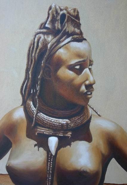 Ovahimba Women